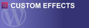 Elementor Tutorial #3<br>#CSS Styling – Hover Effekte